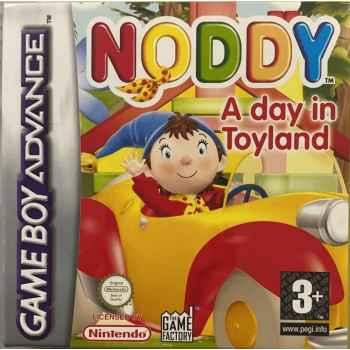 Noddy: A Day In Toyland - GBA [Versione Italiana]