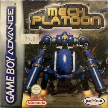 Mech Platoon - GBA [Versione Italiana]