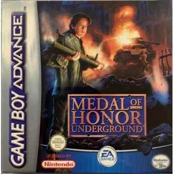 Medal Of Honor: Underground - GBA [Versione Italiana]