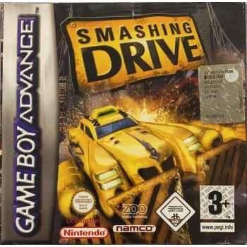 Smashing Drive - GBA [Versione Italiana]