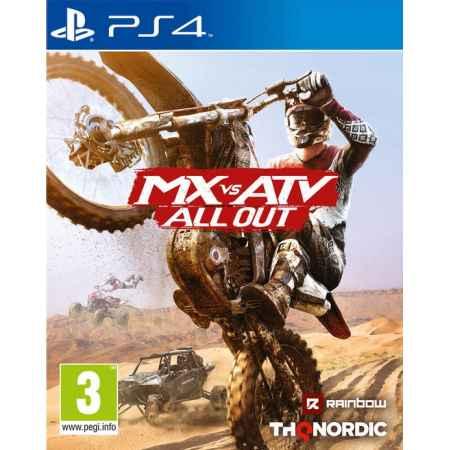 MX vs ATV All Out- PS4 [Versione Italiana]