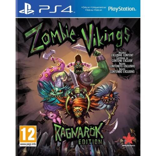 Zombie Vikings: Ragnarok Edition- PS4 [Versione Italiana]