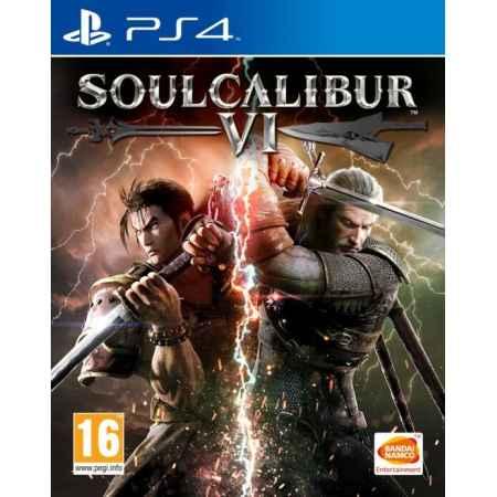 SoulCalibur VI - PS4 [Versione Italiana]