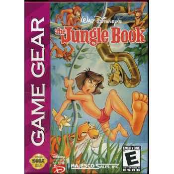The Jungle Book - GameGear [Versione Americana]