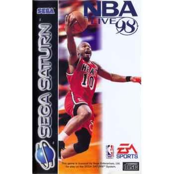 NBA Live 98 - Saturn [Versione Italiana]