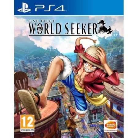 One Piece: World Seeker- PS4 [Versione Italiana]