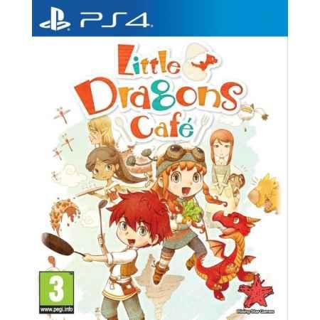 Little Dragons Café  - PS4 [Versione Italiana]