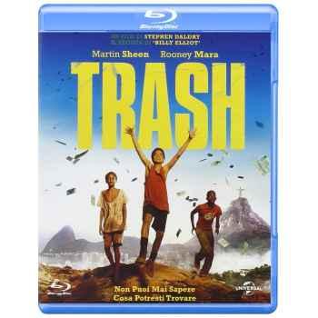 Trash - Blu-Ray (2014)