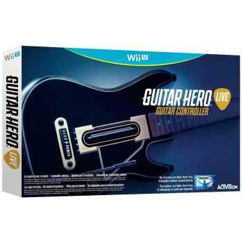 Chitarra per Guitar Hero Live - Nintendo Wii U