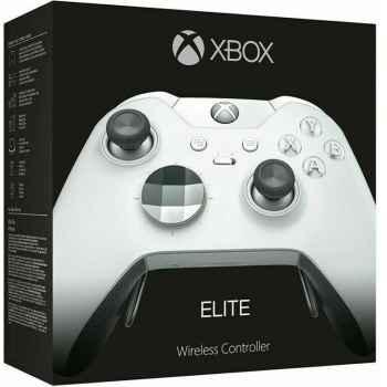 MICROSOFT XBOX ONE Control. Wrls Elite White