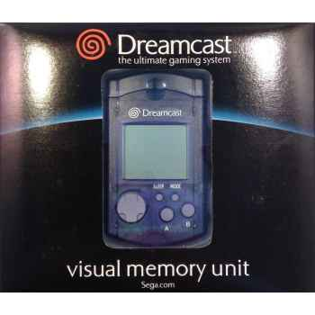 Dreamcast - Visual Memory Unit Blue