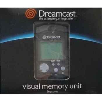 Dreamcast - Visual Memory Unit Black