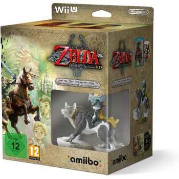 The Legend of Zelda: Twilight Princess HD + Amiibo  - WIIU [Versione Italiana]