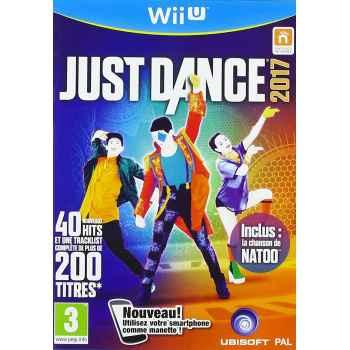 Just Dance 2017 - WIIU [Versione Italiana]