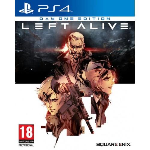 Left Alive  - PS4 [Versione Italiana]
