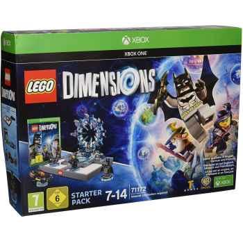 Lego Dimensions Starter Pack (Confezione Rovinata) - Xbox One [Versione Italiana]