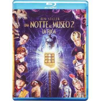 Una Notte Al Museo 2 - La Fuga - Blu-Ray (2009)