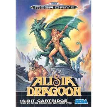 Alisia Dragoon - MegaDrive [Versione Italiana]