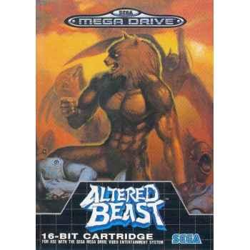 Altered Beast - MegaDrive [Versione Italiana]