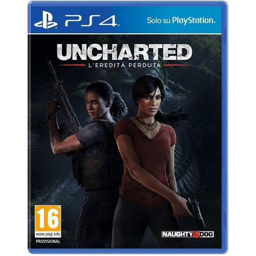 Uncharted: L'Eredità Perduta - PS4 [Versione Italiana]