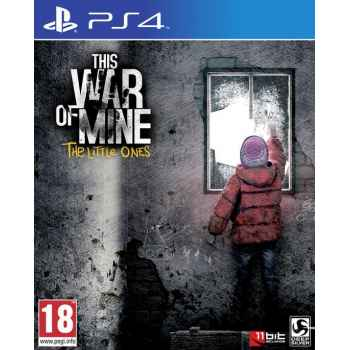 This War Of Mine: The Little Ones - PS4 [Versione Italiana]