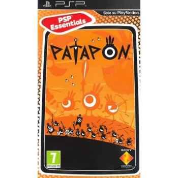 Patapon (Essentials) - PSP [Versione Italiana]