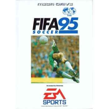 Fifa Soccer 95 - MegaDrive [Versione Italiana]