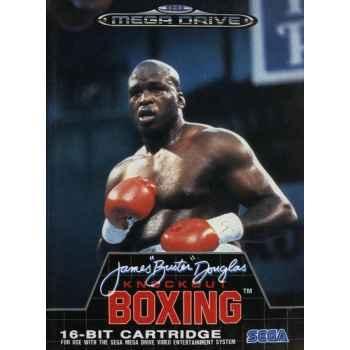 "James ""Buster"" Douglas: Knockout Boxing - MegaDrive [Versione Italiana]"