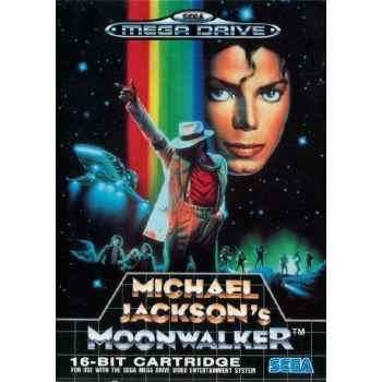 Michael Jackon's Moonwalker - MegaDrive [Versione Italiana]