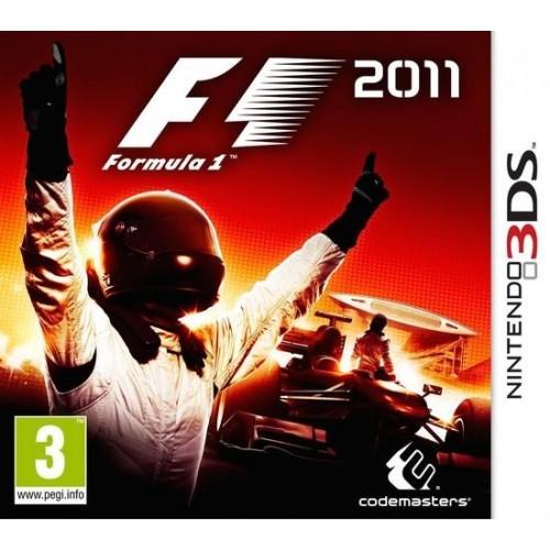 F1 2011 - Nintendo 3DS [Versione Italiana]