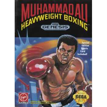 Muhammad Ali: Heavyweight Boxing - Genesis  [Versione Americana]