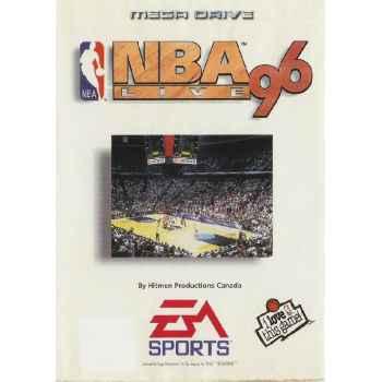 NBA Live 96 - MegaDrive [Versione Italiana]