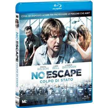No Escape - Colpo Di Stato - Blu-Ray (2015)