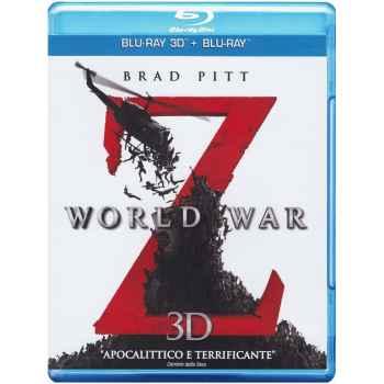 World War Z 3D - Blu-Ray (2013)