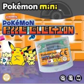 Pokemon Mini: Pokemon Puzzle Collection