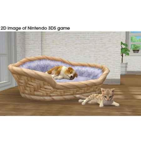 Nintendogs + Cats: Barboncino Nano - Nintendo 3DS [Versione Italiana]