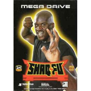 Shaq Fu - MegaDrive [Versione Italiana]