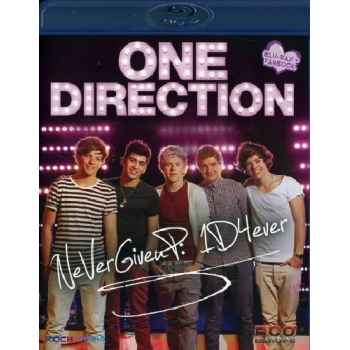 One Direction - Never Give Up - Blu-Ray (2012)