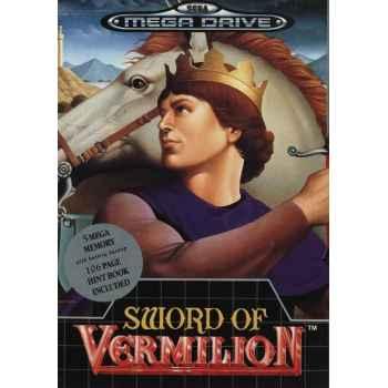 Sword Of Vermilion - MegaDrive [Versione Italiana]