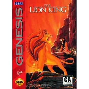 The Lion King - Genesis [Versione Americana]
