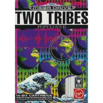 Two Tribes: Populous II - MegaDrive [Versione Italiana]