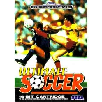 Ultimate Soccer - MegaDrive [Versione Italiana]