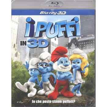 I Puffi in 3D - Blu-Ray (2011)
