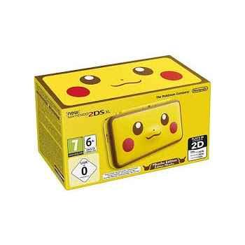 New Nintendo 2DS XL Pikachu Edition - Console [Versione Italiana]