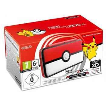 New Nintendo 2DS XL Poke Ball Edition - Console [Versione Italiana]