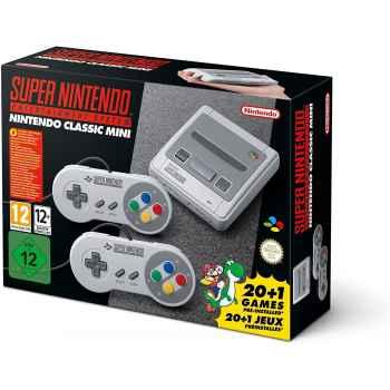 Nintendo Classic Mini: Super Nintendo Entertainment System - Console [Versione Italiana]
