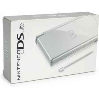 Nintendo DS Lite Bianco - Console [Versione Italiana]