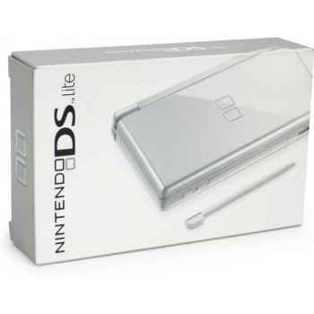 Nintendo DS Lite Silver - Console [Versione Italiana]