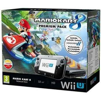 Nintendo Wii U Mario Kart 8 Premium Pack - Console [Versione Italiana]