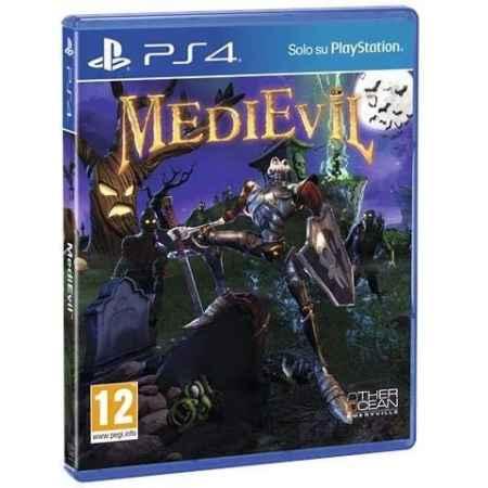 MediEvil - PS4 [Versione Italiana]